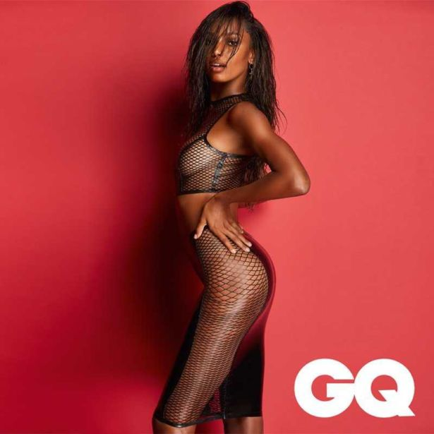 Jasmine Tookes Photoshoot For GQ Africa
